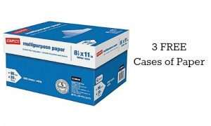free cases of paper