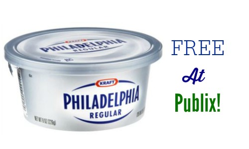 free cream cheese