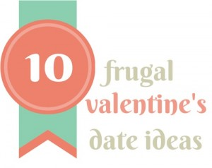 frugal valentine's dates