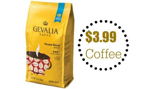 Walgreens Deal: $3.99 Gevalia Coffee :: Southern Savers