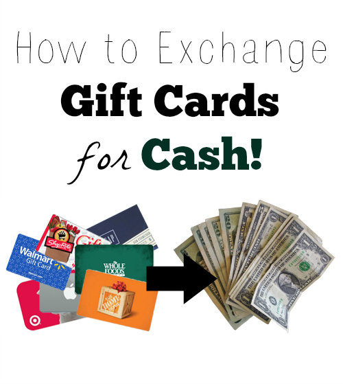 Gift Card Exchange: Get Cash for Gift Cards :: Southern Savers
