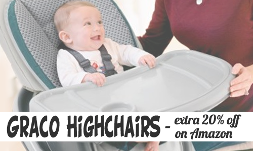 graco highchairs sale