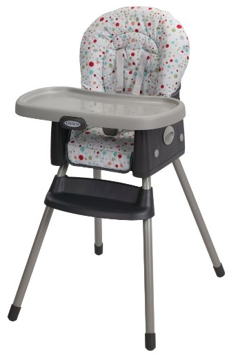 graco simpleswitch highchair booster seat