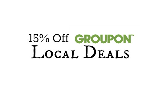 Coupon for groupon local deals