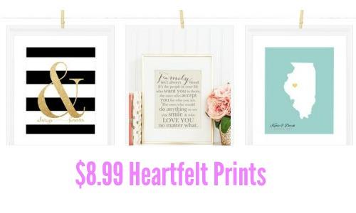 heartfelt prints