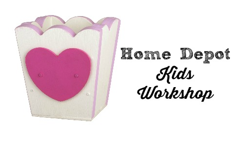 home depot kids workshop feb