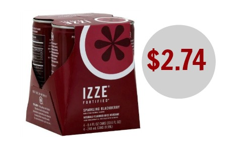 izze coupons