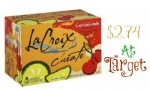 LaCroix Curate Coupon | $2.74 At Target