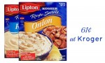 Lipton Recipe Secrets Coupon | at Kroger