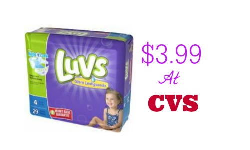 Luvs Coupon | $3.99 Diapers At CVS :: Southern Savers