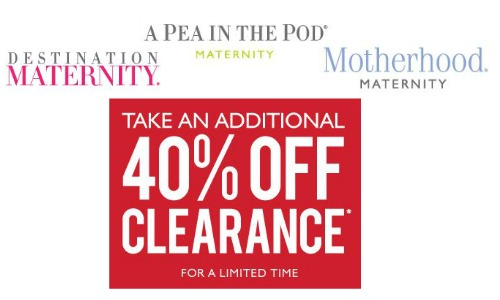 Motherhood maternity coupon 20 off 100