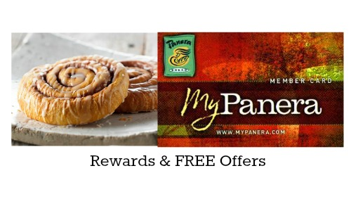 mypanera rewards
