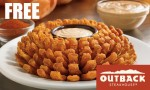Free Appetizer Or Dessert At Outback Steakhouse, 1/26 Only
