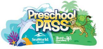 Busch Gardens Sea World Free Preschool Pass Florida Residents Only Southern Savers