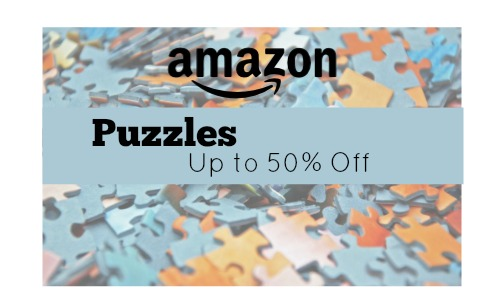 amazon deal of the day puzzles