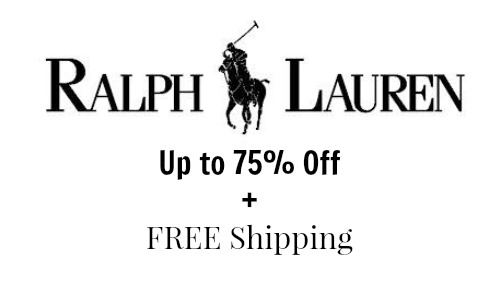 ralph lauren sale up to 75 off free shipping southern savers