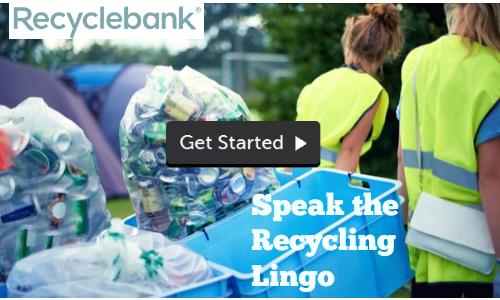 recyclebank lingo