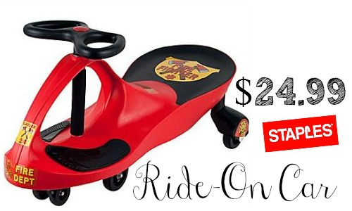 wiggle ride-on