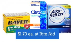 rite aid extra deal