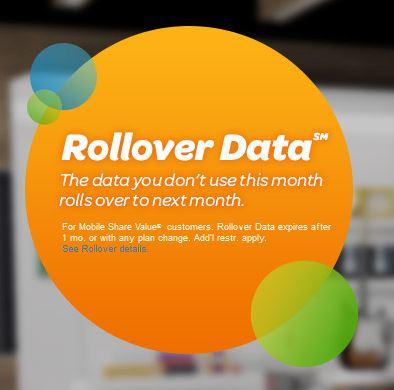 rollover data