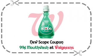 scope coupon walgreens deal 99 cents2