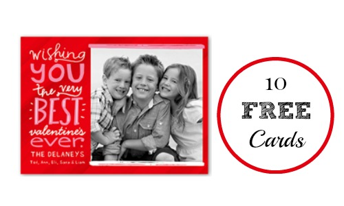 shutterfly coupon code free cards