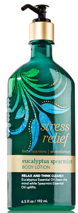 stress lotion