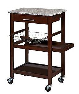 Unique Essential Home Torres Kitchen Cart u reg Priced after getting back back in rewards points