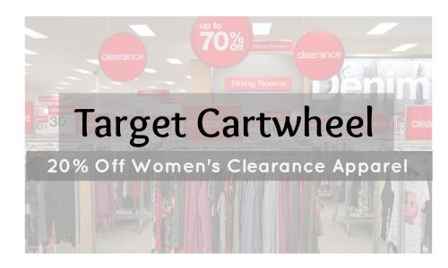 target cartwheel womens clearance