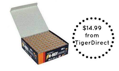 tigerdirect deal batteries