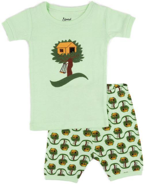 tree house pajamas