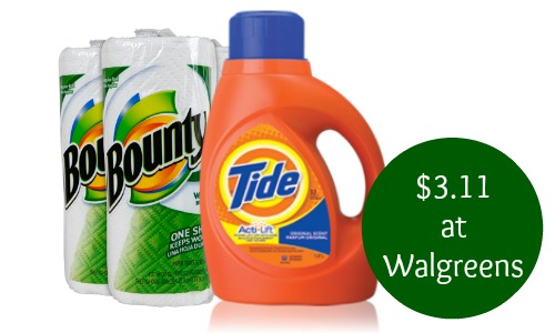 walgreens deal tide and bounty