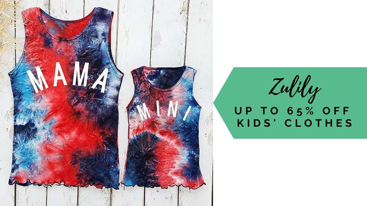 zulily kids' clothes