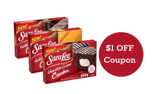 Sara lee coupon 1