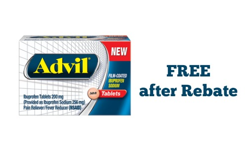 advil rebate
