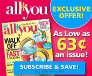 all you magazine deal button