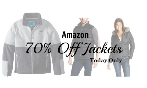 amazon deal of the day jackets