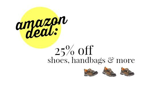 Amazon 25 off