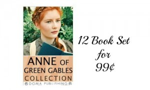 anne of green gables kindle collection