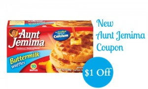 aunt jemima coupon