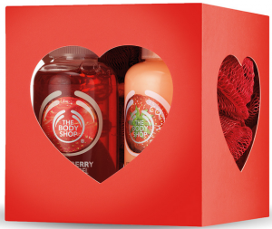 body shop gift set