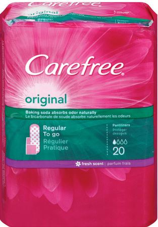 carefree liner