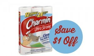 charmin coupon dollar off