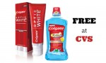 Colgate Coupons   Free Toothpaste + Free Rinse