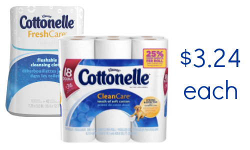 cottonelle at cvs
