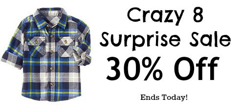 crazy 8 surprise sale