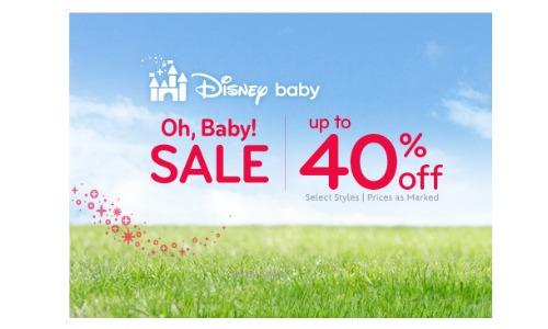 disney baby sale