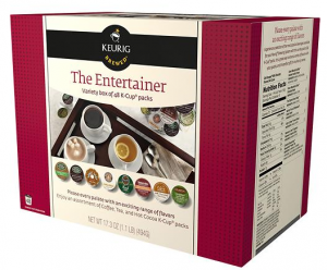 entertainer k-cups
