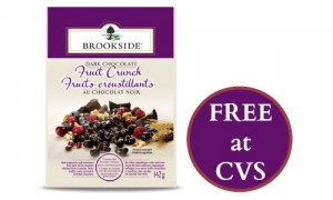 free brookside chocolate