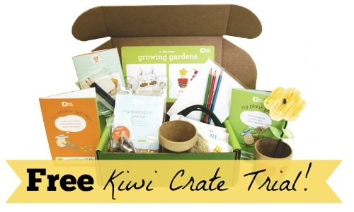 free kiwi crate trial